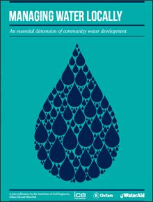 [물] 지역적 수자원 관리 : 지역사회 물개발의 본질