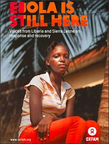 에볼라는 여전히 남아있습니다: 라이베리아와 시에라리온의 에볼라 바이러스 대응 및 회복에 대한 보고