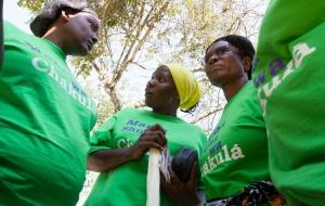 탄자니아 여성을위한 TV 프로그램, '삼시세끼' 이야기