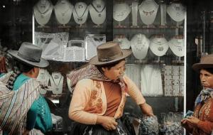 라틴 아메리카의 불평등, 절정을 향해 달리다.