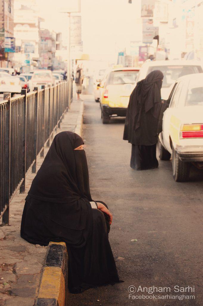 전사의 휴식(A Warrior's Rest) - Angham Mohammed Hamood Al-Sarhi