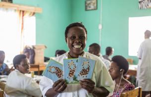 아프리카에서 온 카드