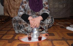 [시리아 분쟁 9년] 난민에게 남은 전쟁의 흉터를 만나다