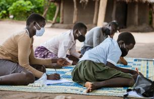 코로나19도 막을 수 없는 우간다 교육 이야기