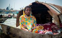 방글라데시 선상 위생센터