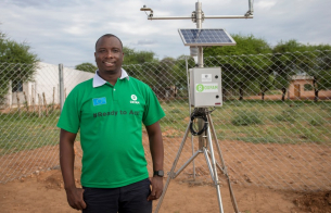 기후위기 취약국 짐바브웨, 옥스팜의 해결책은? 💡