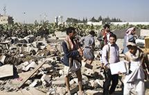 예멘 : 우리를 지켜주는 동굴 밖으로 한 발자국 떼는 것 조차 두렵습니다