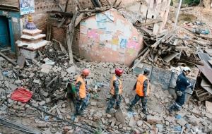 네팔 대지진 긴급구호 업데이트 3차